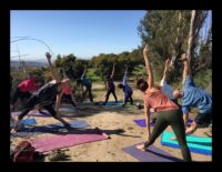 CANCELLED due to Fire Weather: YIKING: Cardio Hike and Yoga